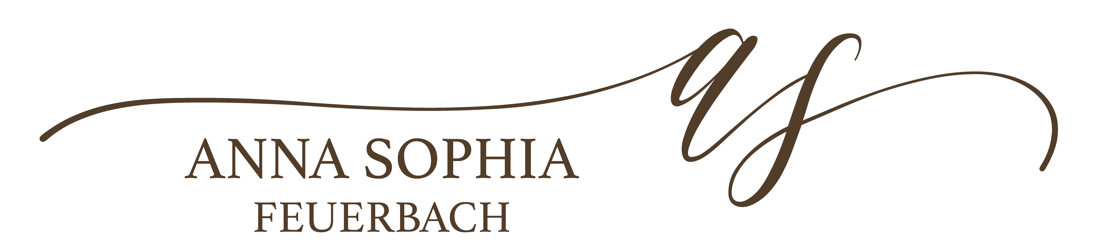Logo Anna Sophia Feuerbach